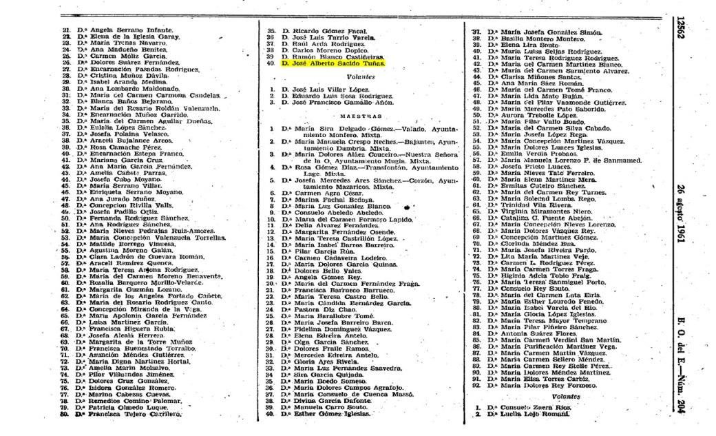 BOE-26-de-agosto-de-1961-Nomeamento